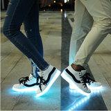 schoenen met leds