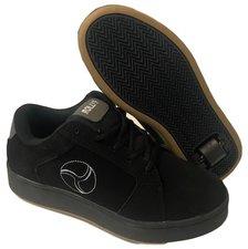 Maat 37: schoenen Rollys suede zwart