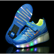 200efe3f673 LED Schoenen kopen? Met korting - Lichtgevende ledschoenen