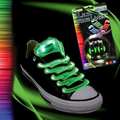 Led veters / lichtgevende schoenveters